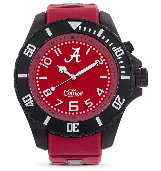 Alabama Crimson Tide Watch - 48mm
