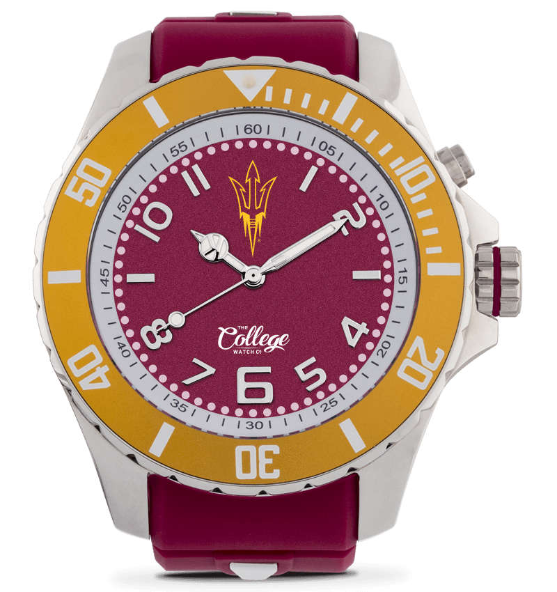 Arizona State Sun Devils Watch - 55mm