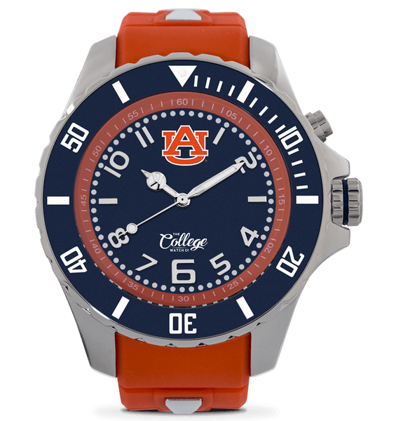 Auburn Tigers Watch - 48mm