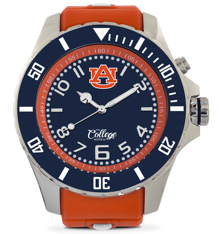 Auburn Tigers Watch - 55mm