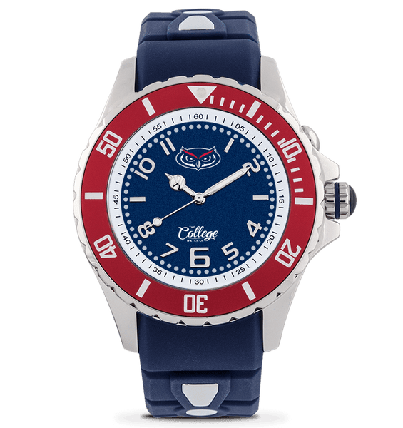 FAU Owls Watch - 40mm