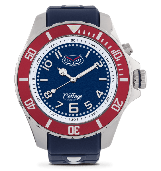 FAU Owls Watch - 48mm