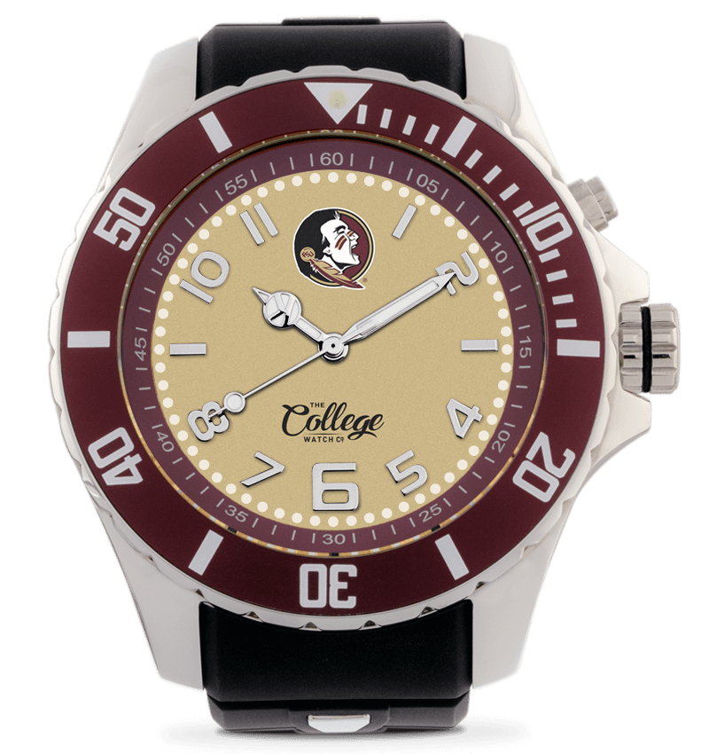 Florida State Seminoles Watch - 55mm
