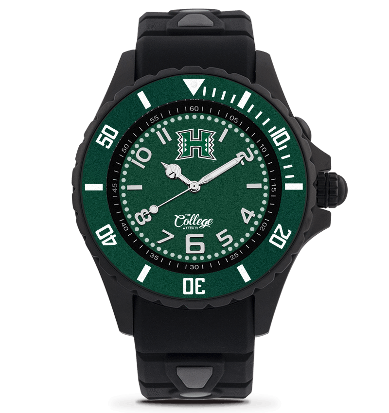 Hawaii Rainbow Warriors Watch - 40mm
