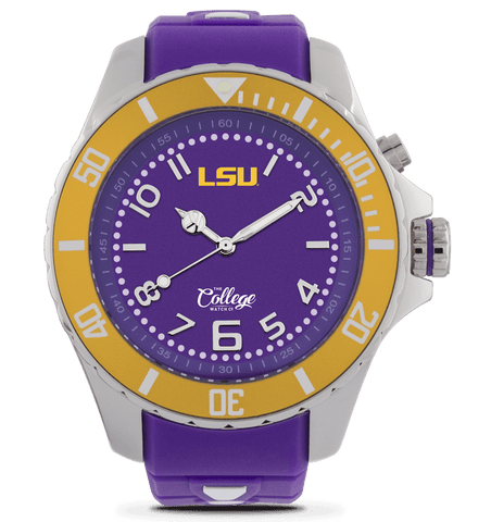 LSU Tigers Watch - 48mm