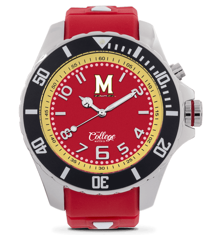 Maryland Terrapins Watch - 48mm