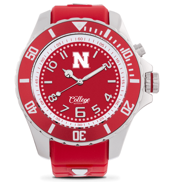 Nebraska Cornhuskers Watch - 48mm