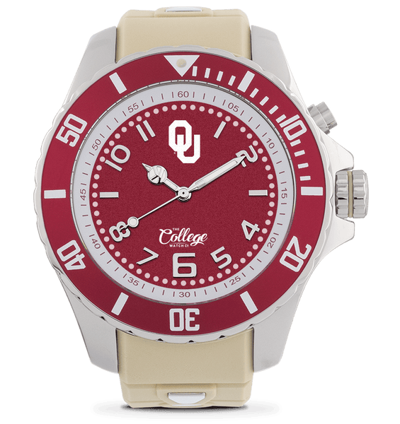 Oklahoma Sooners Watch - 48mm