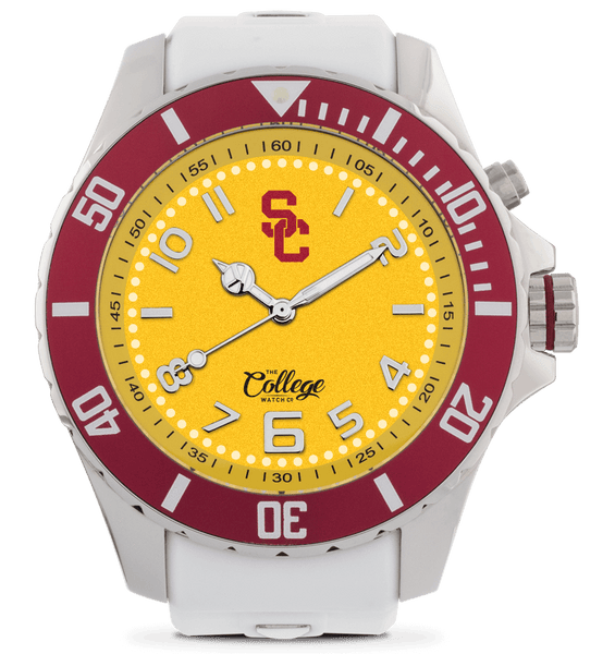 USC Women of Troy Watch - 55mm