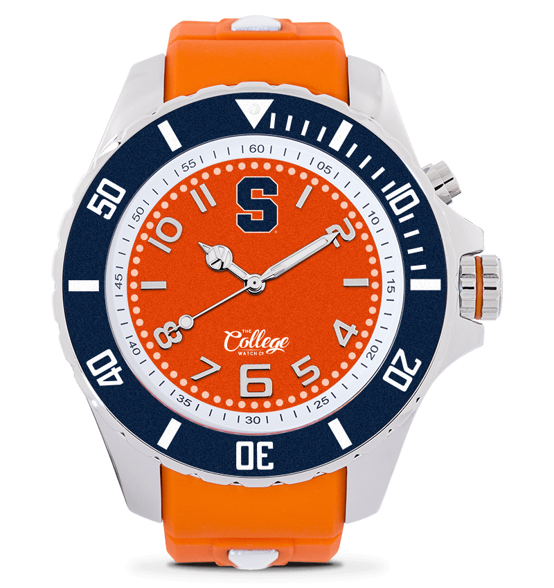 Syracuse Orange Watch - 48mm