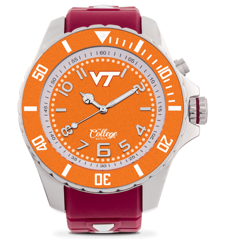 Virginia Tech Hokies Watch - 48mm