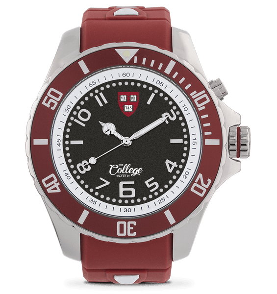 Harvard Crimson Watch - 48mm