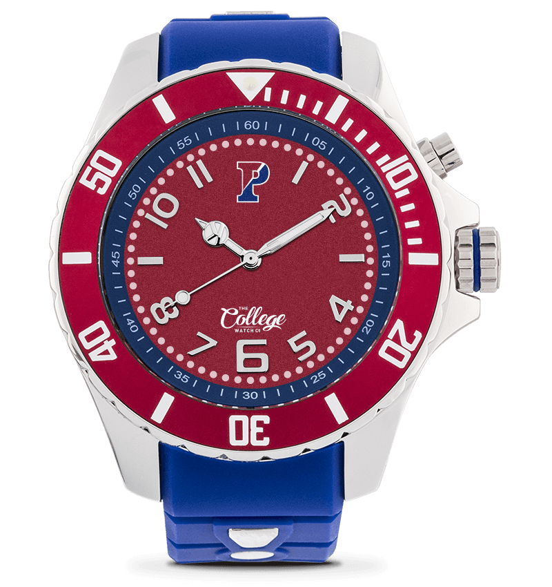 Penn Quakers Watch - 48mm - Silver Edition
