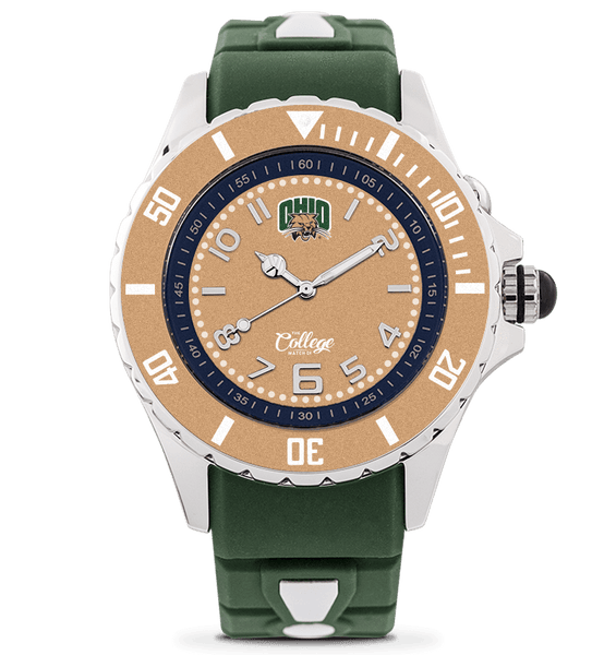 Ohio Bobcats Watch - 40mm