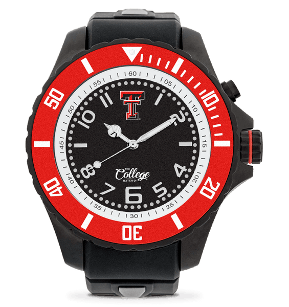 Texas Tech Red Raiders Watch - 48mm