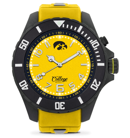 Iowa Hawkeyes Watch - 48mm