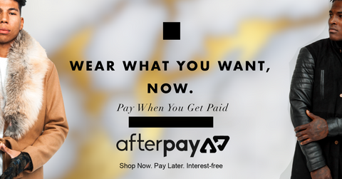 Afterpay on PRSVR