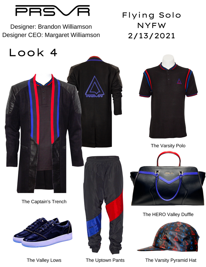 the hero outfit details prsvr