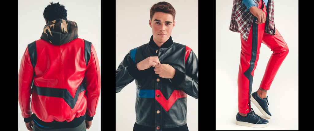 PRSVR Persevere Leathers Collection