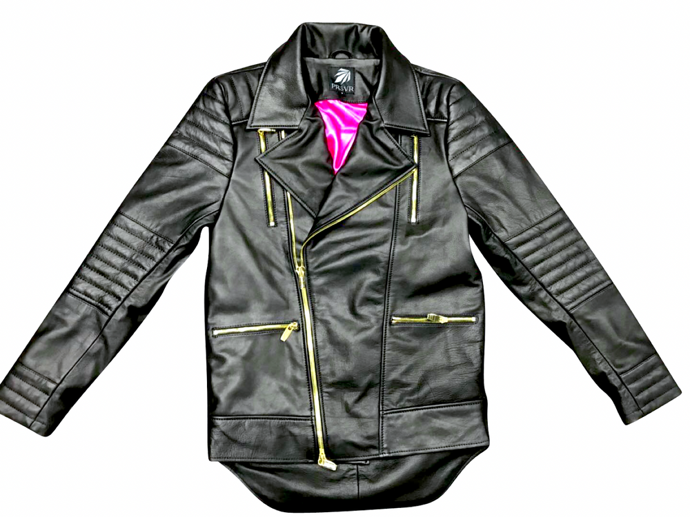 Load image into Gallery viewer, Hollywood Motorcycle Jacket