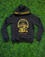 Elevated Crest Hoodie