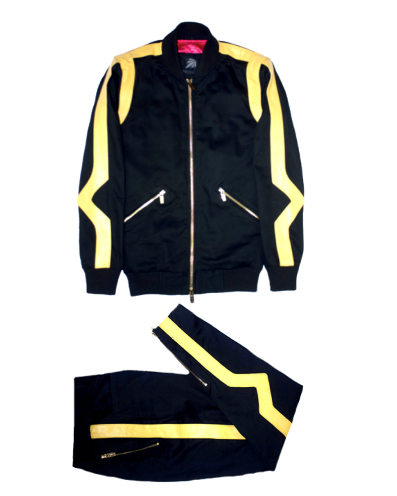 Valley Yellow Flight Suit