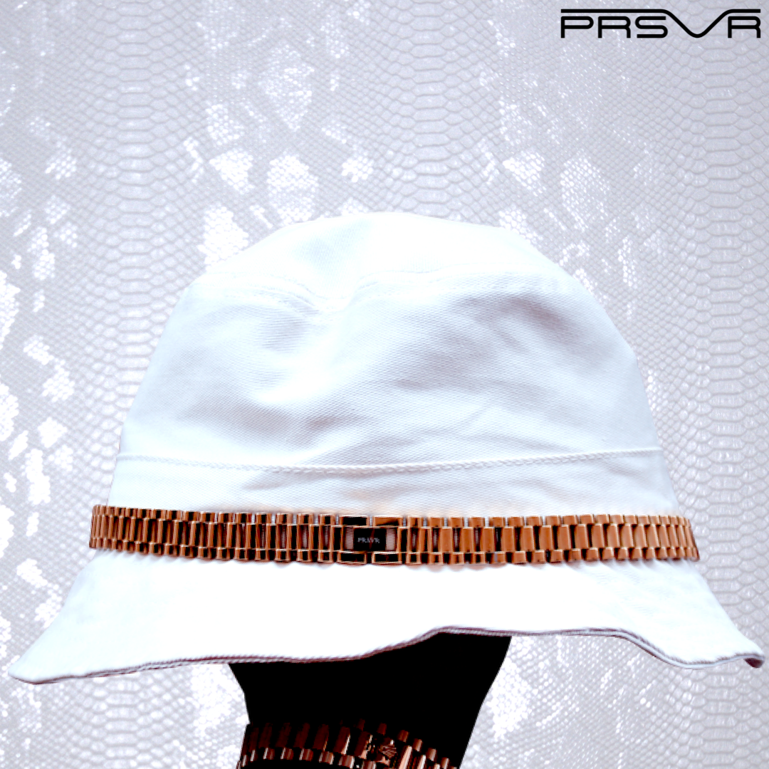 4da99a1bc18d9 DAY  The White PRESII Bucket  Presidential Bezel – Persevere Clothing