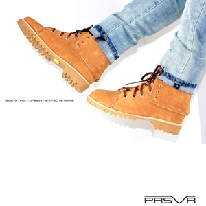 Load image into Gallery viewer, PRSVR Tan Hiker Boot