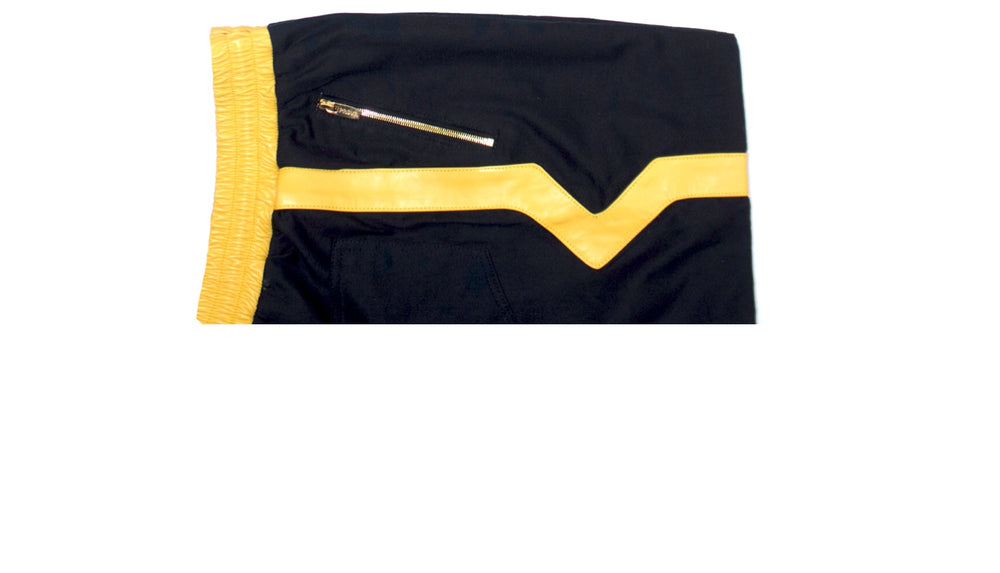 Valley Yellow Flight Suit (Shorts)