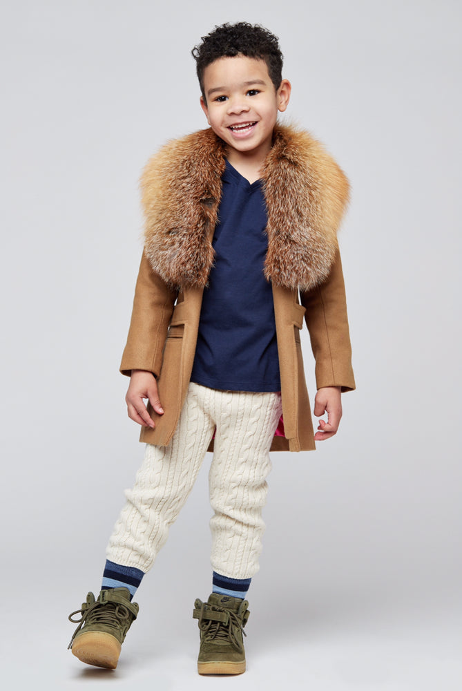 Kids Boomerang Coat