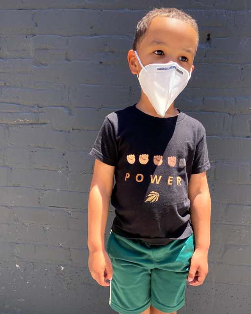 United Power Tee (big kids size)