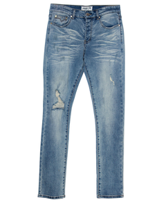 Valley Denim (Distressed Rinse)