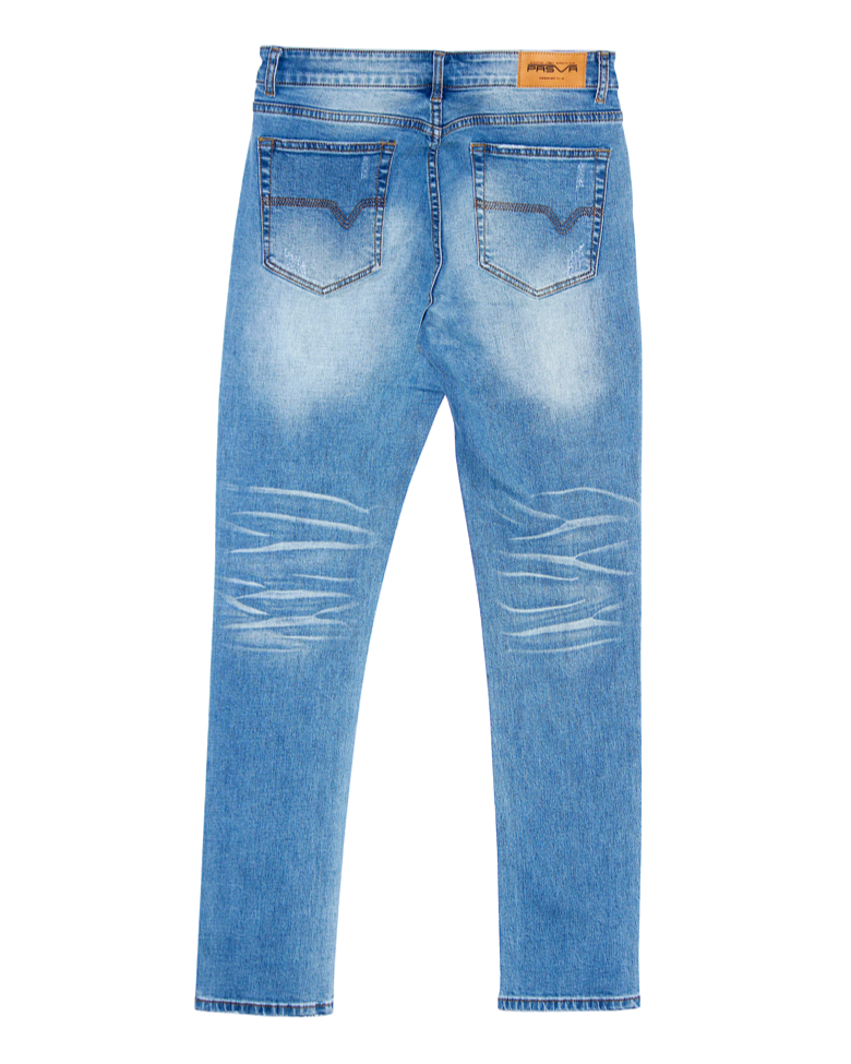 Load image into Gallery viewer, Valley Denim (Clean Rinse)