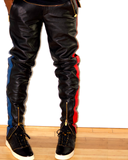 Leather Valley Track Pants