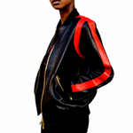 Luxury Track Jacket (BRED)