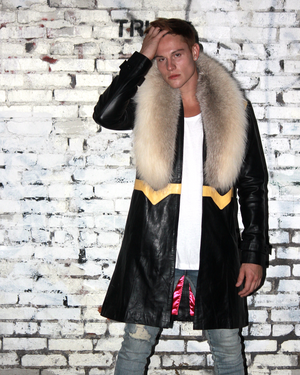 Valley Trench w/ Fox Fur Collar