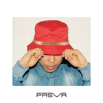 The PRESII: Red Bucket Hat