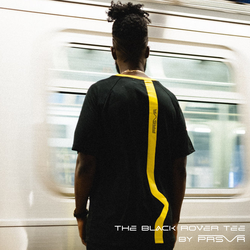 Black Valley Yellow Rover Tee (NYC)