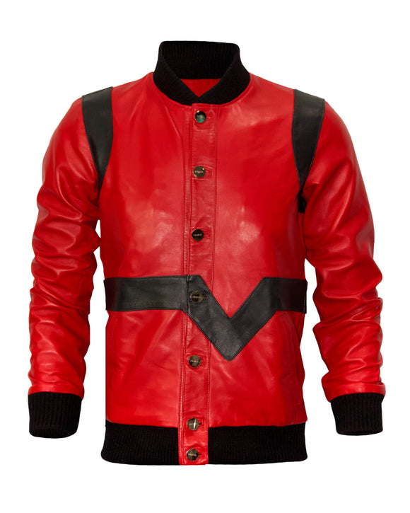 CHI Leather Valley Bomber