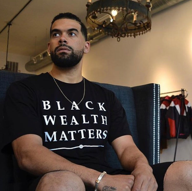 Black Wealth Matters Tee
