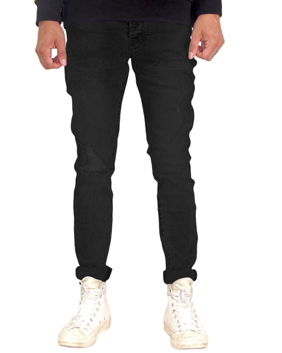 Noir Valley Denim (Distressed)