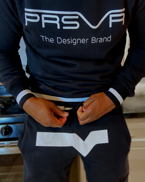 Load image into Gallery viewer, Valley Jogging Suit (Black)