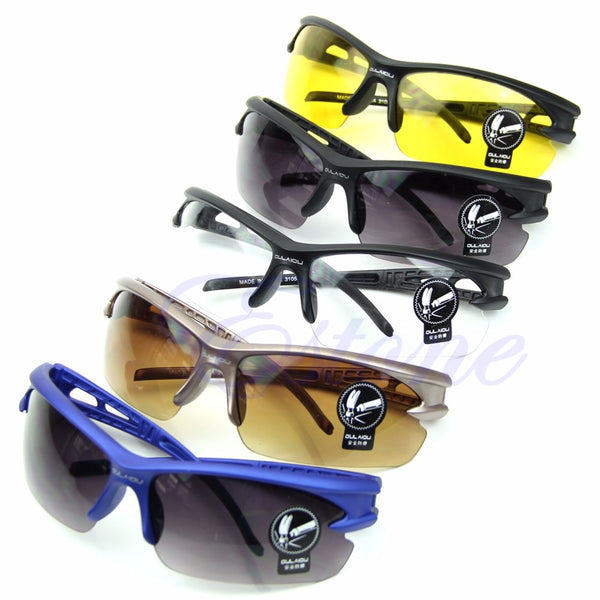 UV Protective Goggles Cycling Sunglasses