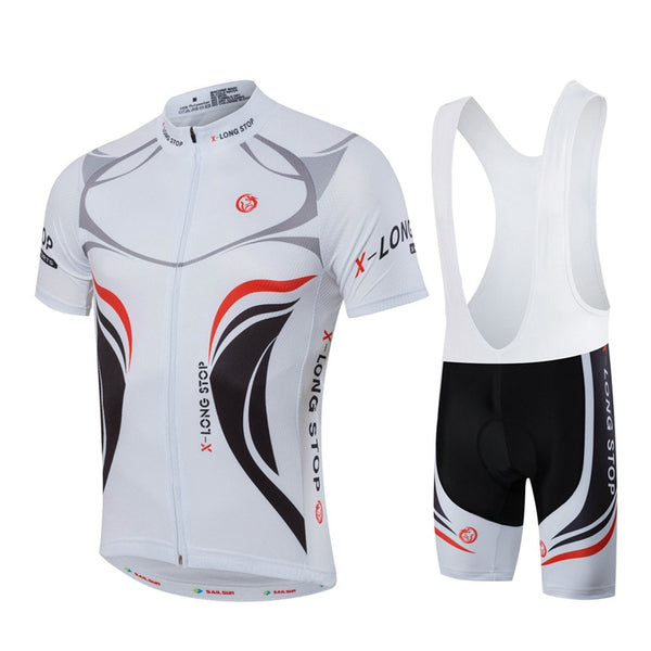 Hot Men Cycling Clothing Summer