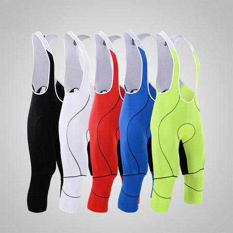 New Style Colorful Cycling Bib Shorts