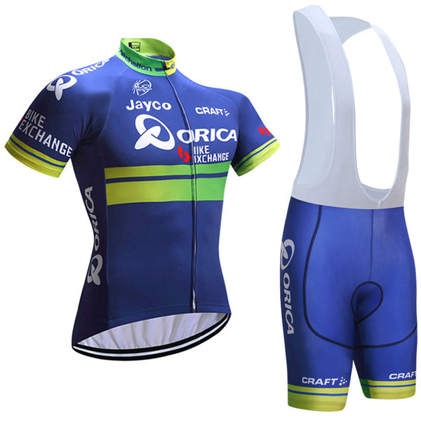 2017 Orica Breathable Cycling Jersey