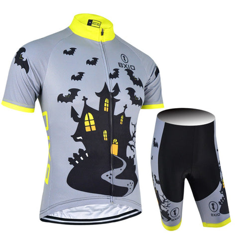 2017 Funny Men's Cycling Kit