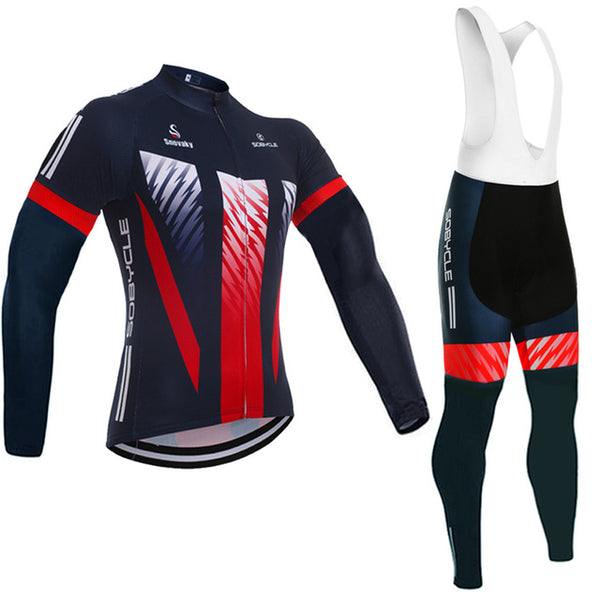 2018 Spring and Autumn Cycling Set