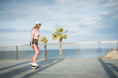 Segway's Drift W1 e-Skates Hovershoes put robot wheels on your feet-TheSwegWay-UK