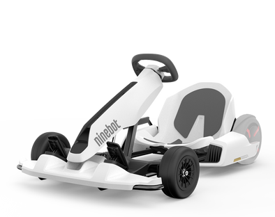 Ninebot by Segway Electric Gokart: The Coolest Gokart Ever-TheSwegWay-UK